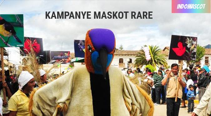 kampanye maskot rare 3