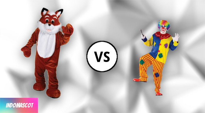 maskot vs badut 5