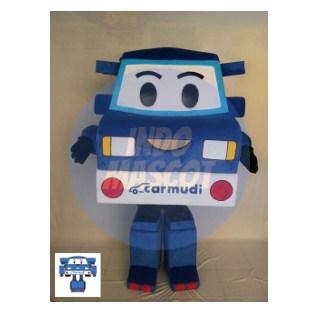 CARMUDI MASCOT COSTUME