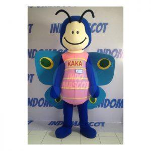 kostum badut maskot kaka
