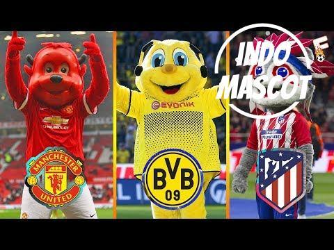 25 maskot sepakbola terpopuler