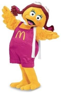 Nggak Cuma Ronald McDonald, Dulunya si Badut McD Ini Punya Banyak Teman 2