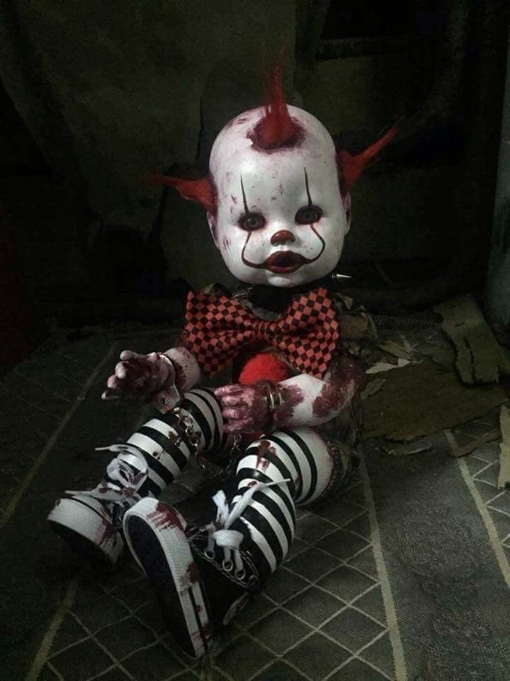 4 Boneka Seram untuk Inspirasi Halloween 6