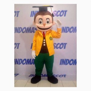 Maskot UNMUL (Universitas Mulawarman)