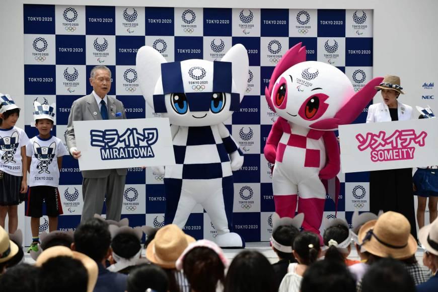 Asik! Ini Dia Dua Maskot Olimpiade dan Paralimpiade Tokyo 2020 12