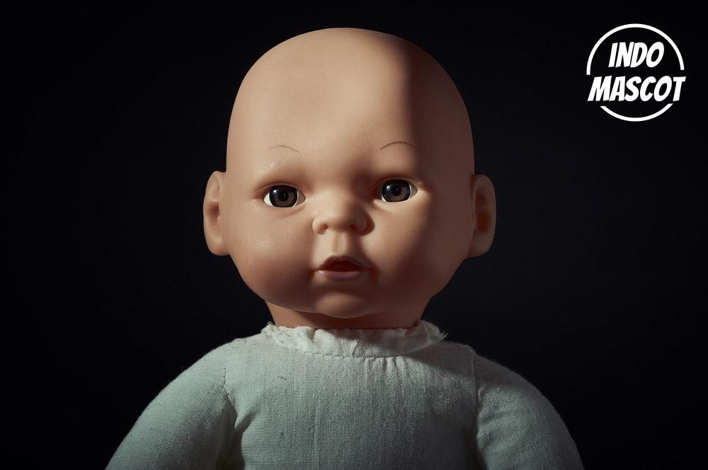 4 Boneka Seram untuk Inspirasi Halloween 3