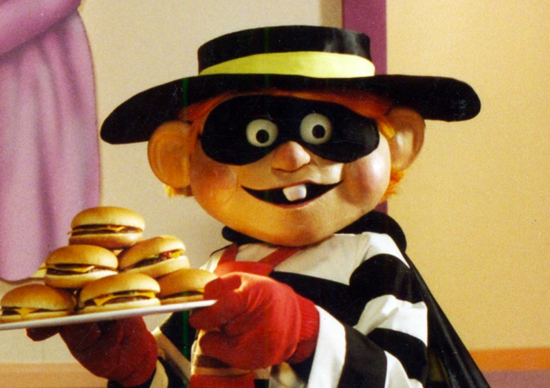Nggak Cuma Ronald McDonald, Dulunya si Badut McD Ini Punya Banyak Teman 8