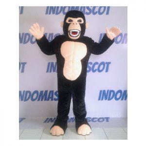 maskot gorilla