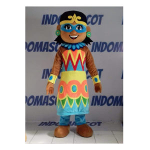 Maskot Amanzi Waterpark (women)