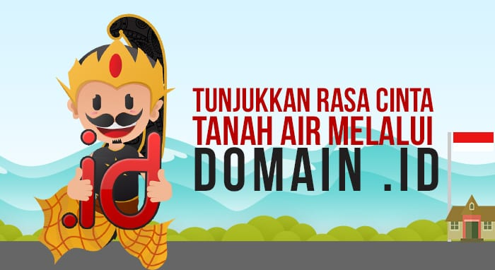indomascot cinta domain indonesia
