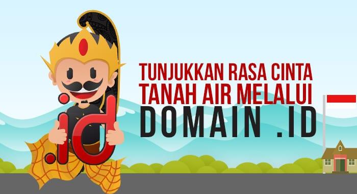 indomascot cinta domain indonesia