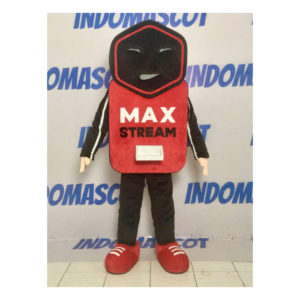 badut maskot maxstream