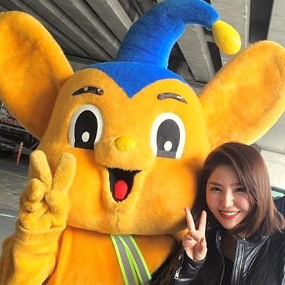 pipo kun selfie bersama seorang gadis