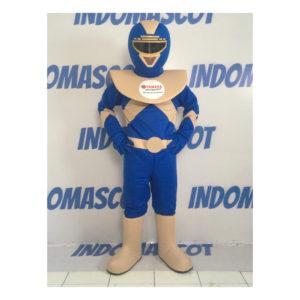 Maskot Yamaha Ranger Biru