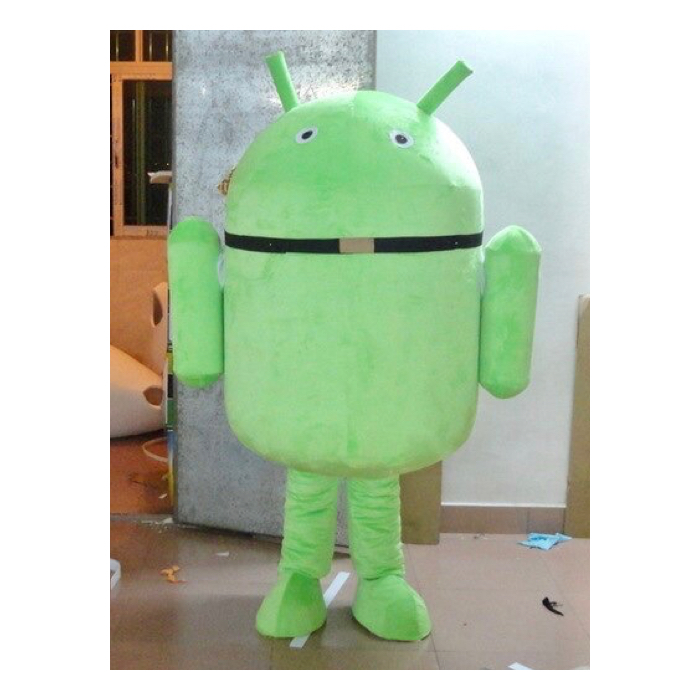 badut maskot android