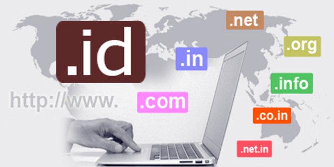 Domain lokal .id di mata generic domain lainnya