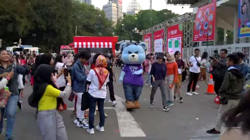 [TOUR] JAKARTA ONOFF FESTIVAL
