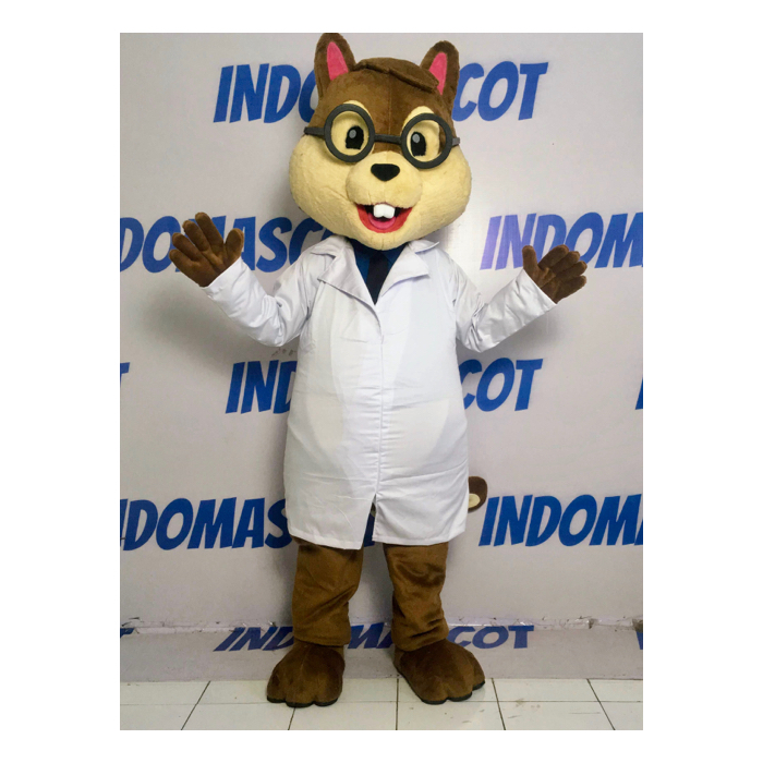 badut maskot squirrelabs