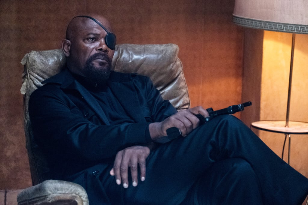Nick Fury From Spider-Man: Far From Home