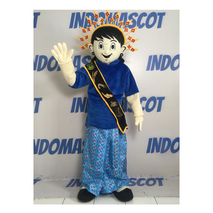 badut maskot pinrang investment woman