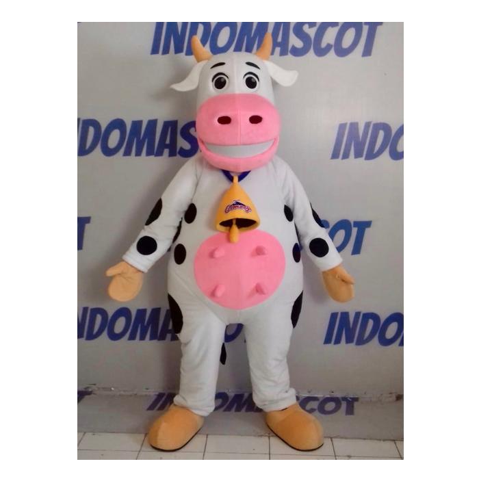 badut maskot cimory yogurt