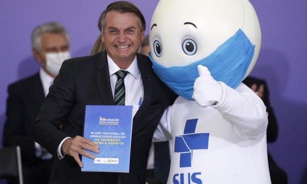 Maskot Vaksin Brasil, Ze Gotinho 1